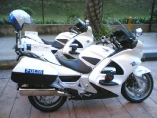 Honda ST1300cc