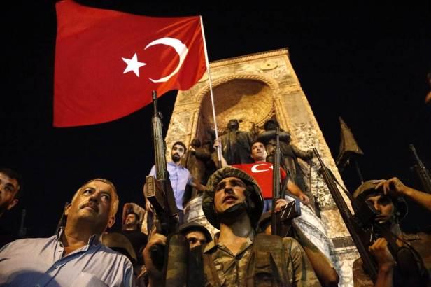 Cubaan Rampasan Kuasa Turki