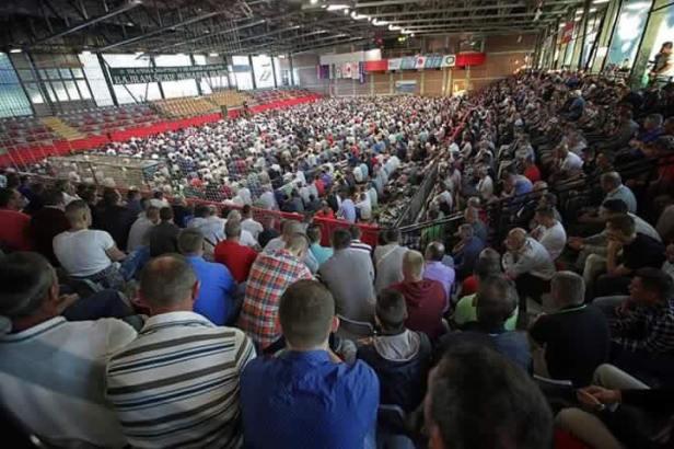 Solat Sunat Aidilfitri di Slovekia