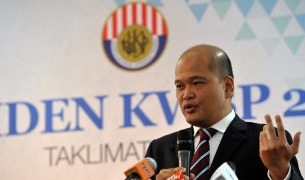 KPE KWSP, Datuk Shahril Ridza Ridzuan