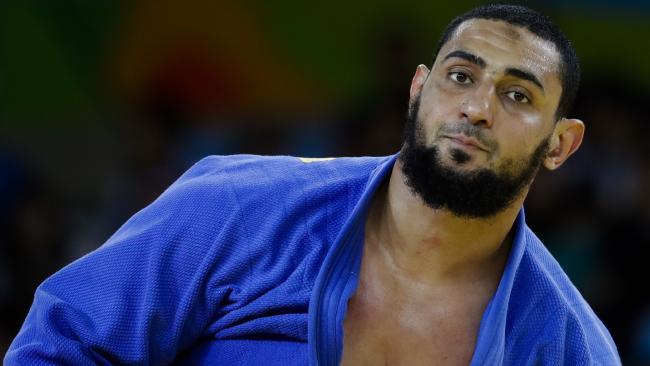 Islam El Shehaby, atlet judo Mesir.
